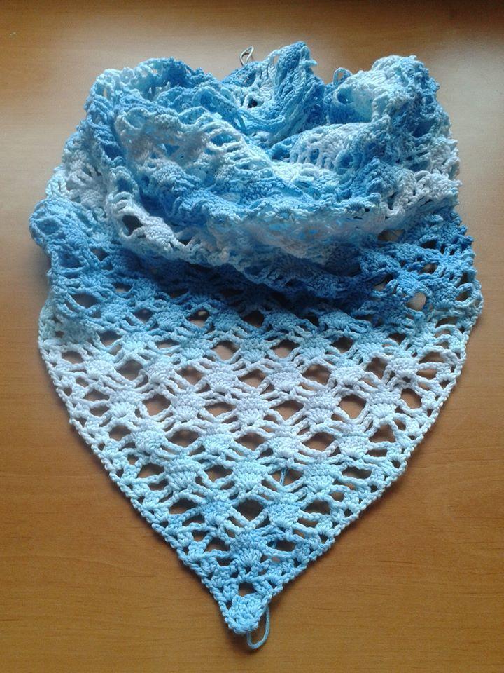 crochet - shawls (summer)