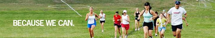 I can always use a gift certificate for training with CARA. -- Run because you can!
