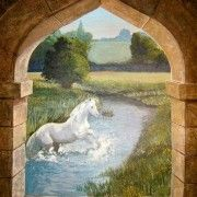 A Splash of White, by Simon Cox