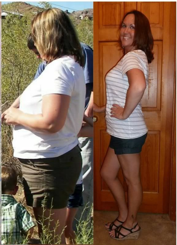 Atkins Diet - More 50 lb. loss before/after pics!!!!!!
