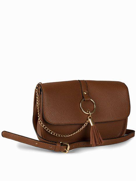 Metal Circle Shoulder Bag