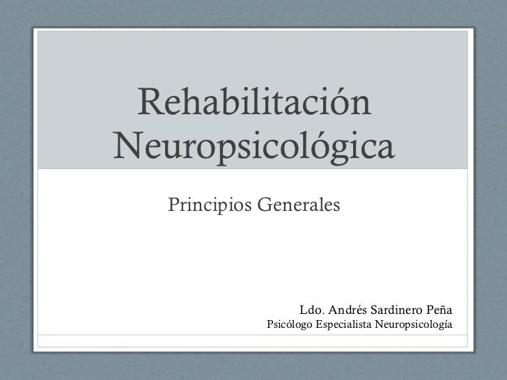 Rehabilitación neuropsicológica_enero de 2012 ucm