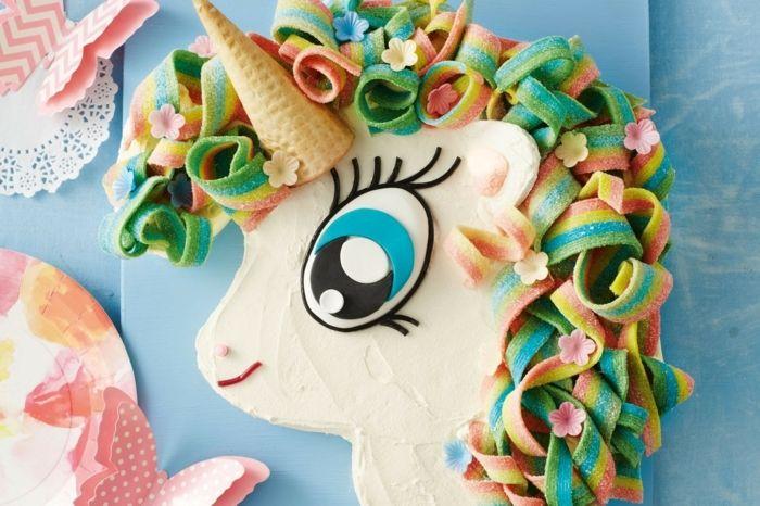 ▷ 1001 + ideias de bolos mágicos de unicórnio para o aniversário do seu filho