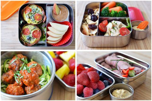 Paleo lunch ideas!
