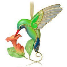 Winged Wonder 2014 - Christmas Ornaments - Hallmark $17.95