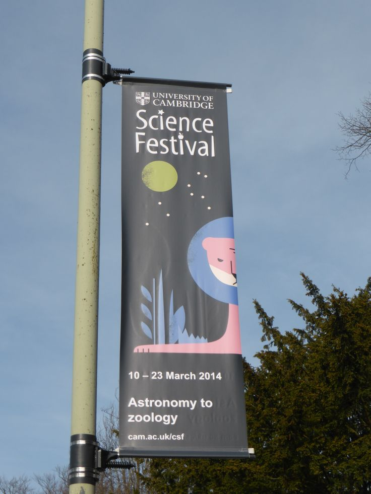 The Cambridge Science Festival.  Over 250 events for all ages, many free of charge.