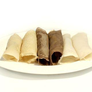 Buckwheat tortilla wraps