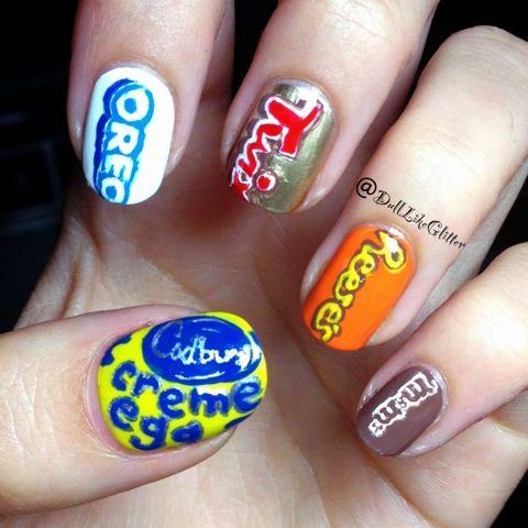 Saving the World One Nail at a Time #nail #nails #nailsart