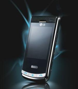 LG Secret KF750, muy buen cel, me gustaba mucho, muy elegante y resistente, aunque era muy pesado