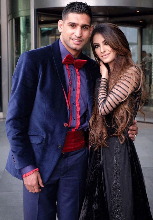 Boxer Amir Khan's wife makes shocking claims against in-laws - Reveille