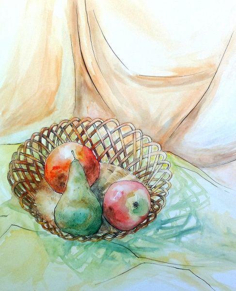 TUŠ - Kresba amalba tuší - jednodenní kurz | Malba a Kresba