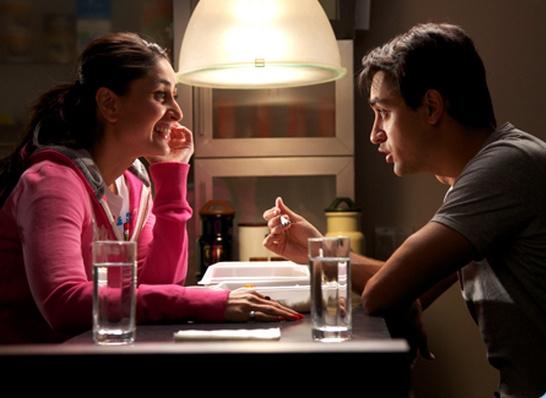 Ek Main Aur Ekk Tu, 'It's imperfectly perfect'  ★★★  Starring: Imran Khan, Kareena Kapoor