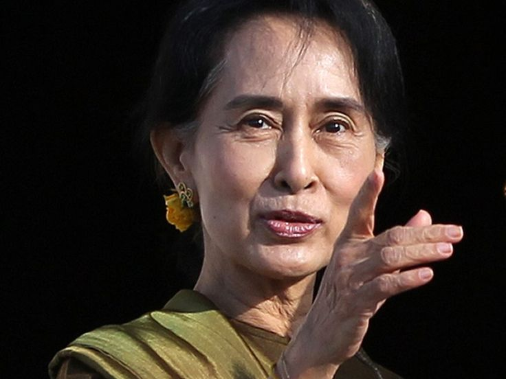 10 Fascinating Facts About Burmese Politician - Aung San Suu Kyi…