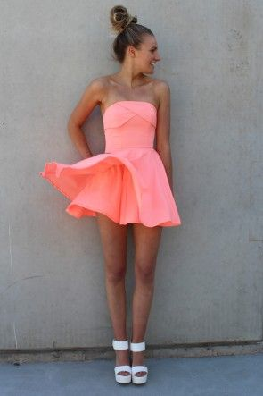 Emily Dress The EMILY DRESS is super cute!  We are loving this strapless style in a fit and flare cut.  This style comes with detachable straps.  $55.00 SHOP: http://www.jeanjail.com.au/ladies/emily-dress.html