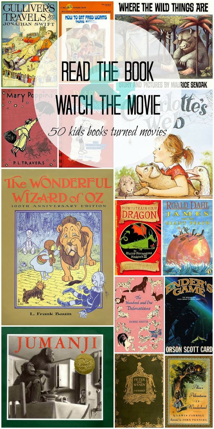 10 best books turned movies images on pinterest childrens books harris sisters girltalk read the book watch the movie ccuart Image collections