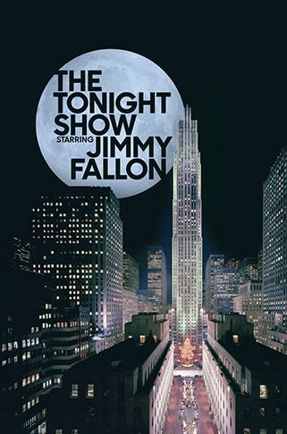 The Tonight Show Starring Jimmy Fallon. I will see this live one day. He is the most funny man I know on TV.  #seriouslyfunnyskits