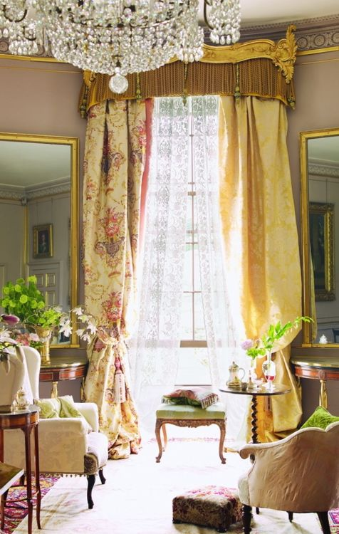 281 Best Curtain Tie Backs And Curtain Ideas Images On