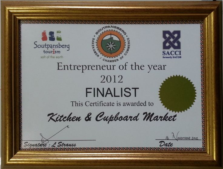 We thrive to ensure great services to our clients! Entrepreneur finalist of the year 2012
