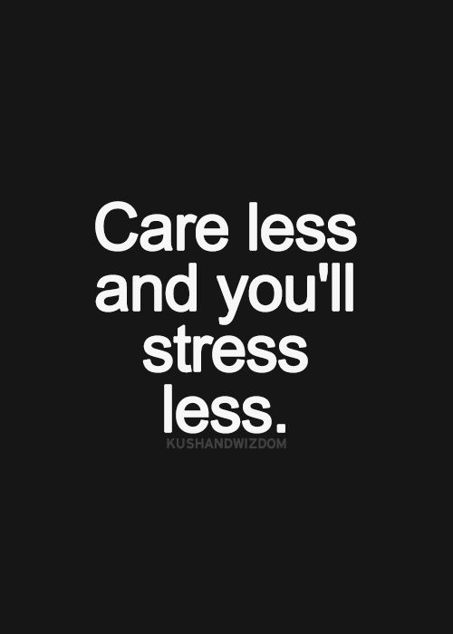 Motto that people keep telling me to try. Sad but it seems to work. --- here's to nothing? :(