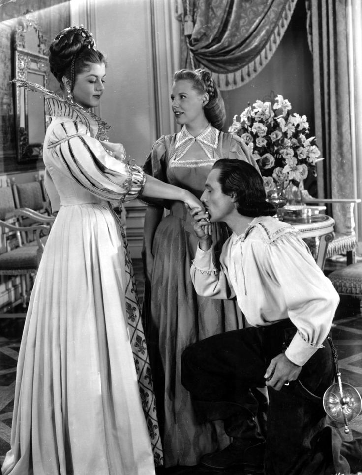 Angela Lansbury, June Allyson & Gene Kelly - THE THREE MUSKETEERS