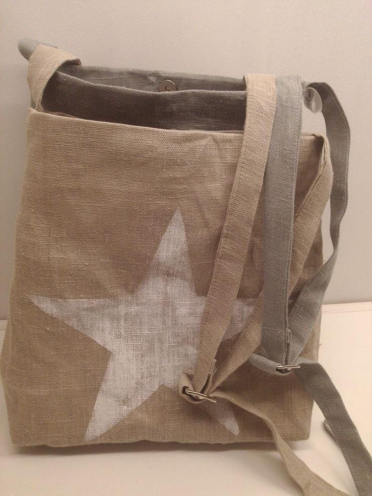 The star bag of linen