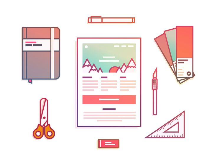Dribbble - Create Illustration by Martin David