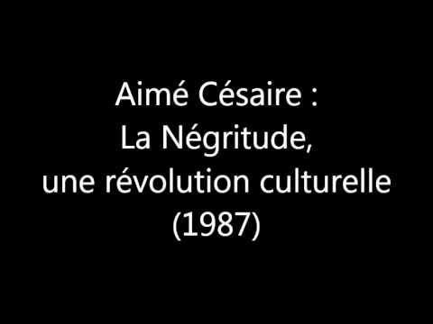 Aimé Césaire : la Négritude, une révolution culturelle (1987)