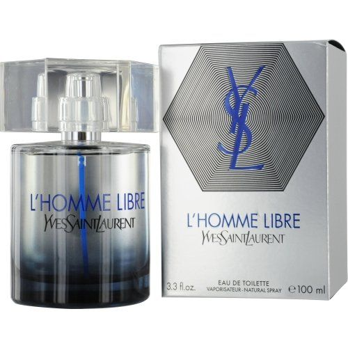 YVES SAINT LAURENT L'homme Libre Cologne - Eau De Toilette Spray 3.3 oz FOR MEN *** You can get more details by clicking on the image. (This is an Amazon Affiliate link and I receive a commission for the sales)