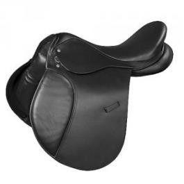 """- Silla Inglesa de Cuero """" Hermas"""" Silla Inglesa de uso general, fabricada en cuero. Excelente relación Calidad/Precio. #equitación #caballos #sillasmontar #jinete #greenstyle #equestrian #equipocaballo"""