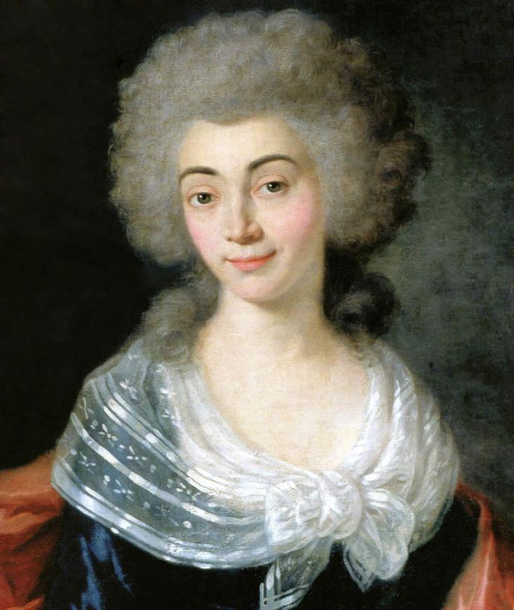 Célèbre Les 47 meilleures images du tableau 1755-42 Élisabeth Vigée Le  RF98