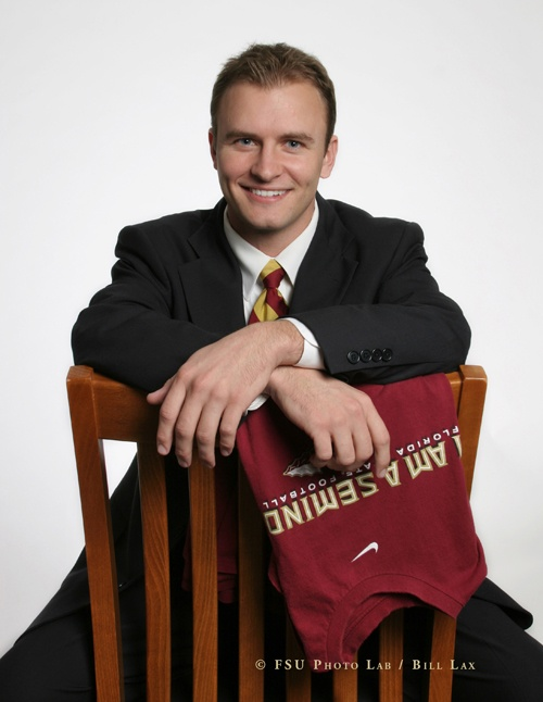 © FSU Photography Services //   former student body president and rhodes scholar Joe O'Shea YES PLEASE!!
