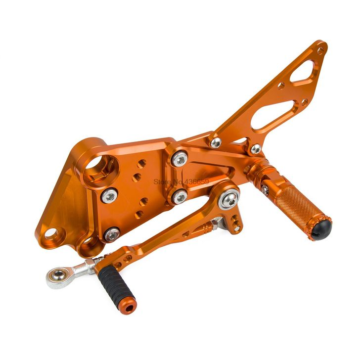 ==> [Free Shipping] Buy Best Motorcycle Parts Passenger Duke REAR SETS FOOTREST BRACKET for KTM 125/200/390 Duke 11-16 Online with LOWEST Price | 32643868947