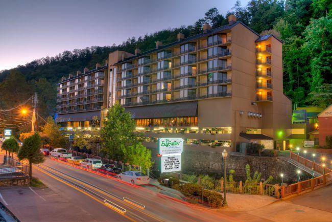 The Edgewater Hotel - Gatlinburg, TN