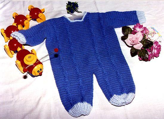 enterito en Tejido Crochet