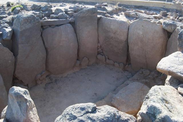 Dolmen de Jaraíz de la Vera (Cáceres)