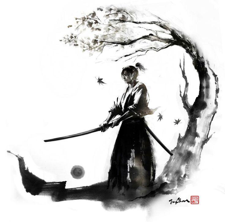 samurai illustration - חיפוש ב-Google