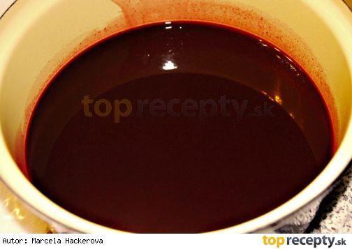 Recept na ostružinovou (malinovou, rybízovou) šťávu – ostružinový sirup