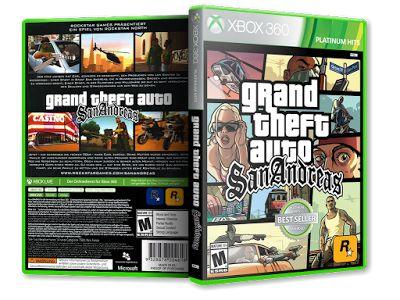 You And Me (Eu e Você): Dica de Jogo: GTA San Andreas - XBOX 360 Platinum ...