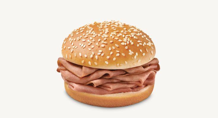 Arby's   Jr Roast Beef Sandwich.