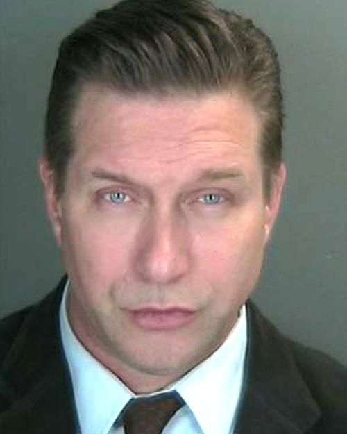 Actor Stephen Baldwin was arrested by the district attorney's office in Rockland County, New York in December 2012 and charged with failing to file personal income tax returns. According to law enforcement, Baldwin, 46, did not file three years of returns and allegedly owes the state more than $350,000. He faces up to four years in state prison if found guilty of the felony charge.