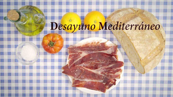 RTVE | Al punto | El desayuno mediterráneo Corto vídeoclip con el que se pueden trabajar las recetas