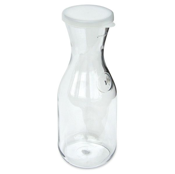 Plastic Carafe with Lid