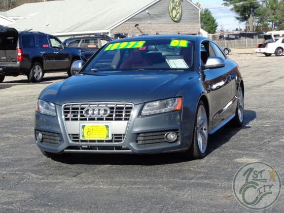 2008 audi s5 quattro coupe prestige package at first city cars and trucks