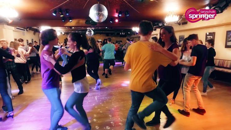 Einfach und mit Spaß Tanzen lernen? Das geht - in der Tanzschule Springer mit ausgebildeten ADTV Tanzlehrern - Ansbach, www.tanzschule-springer.de  #Tanzschule #Ansbach