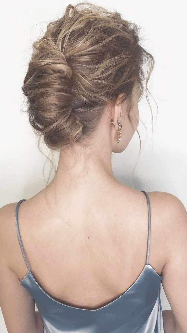 Romantic Updo Hairstyles Updo Hairstyle Simple Updo Messy Bridal Updo Hairstyle Updo Hairstyles Wedding Hairstyles Weddinghair Hairstyles Updo New Si Romantic Updo Hairstyles Short Hair Updo Hair Styles