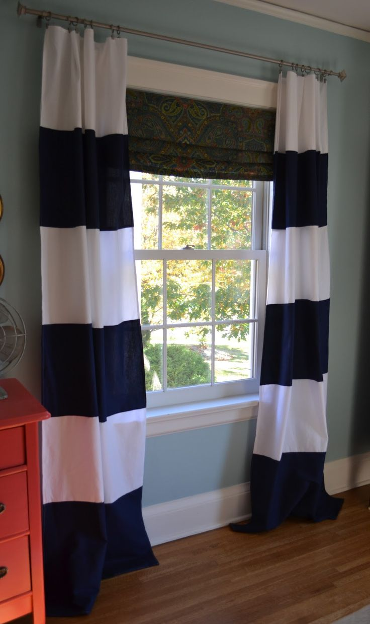 1000 Ideas About Navy Blue Curtains On Pinterest Navy