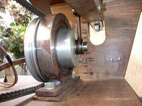 Caladora artesanal, sierra de calar casera