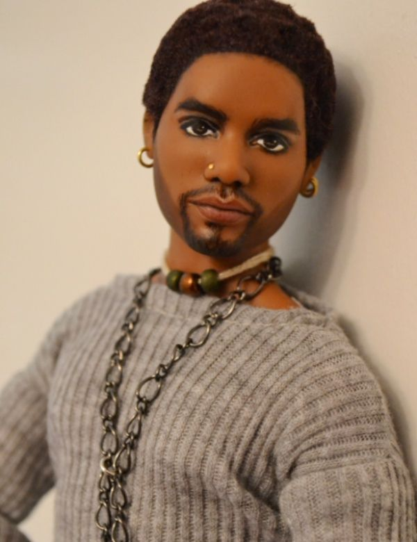 1000 Images About African American Male Barbie On
