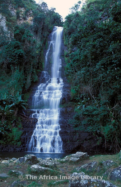 Bridal Veil Falls, Chimanimani, Eastern Highlands, Zimbabwe
