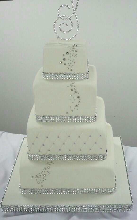 Strass wedding